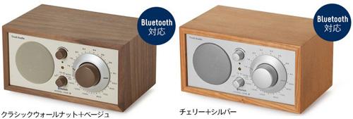 Bluetoothモデルの2色
