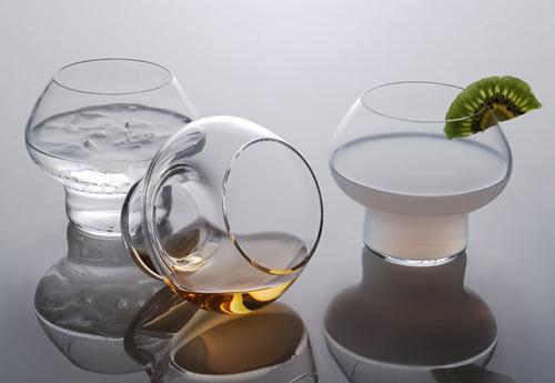 オブジェアートなグラス