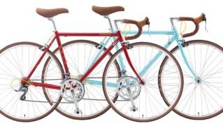 女性も乗れるカジュアルなロードバイク「フジ ストラトス R」