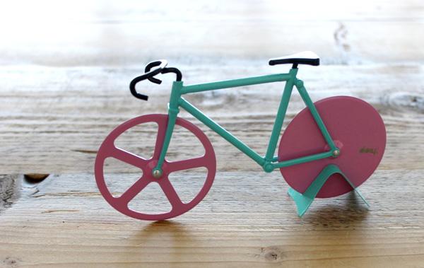 自転車ピザカッター「fixie-pizza-cutter」