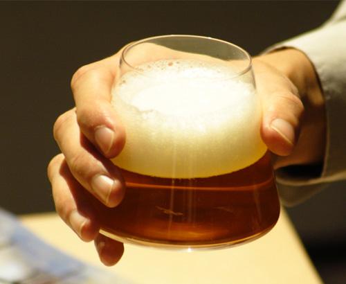 富士山グラスの大きさ