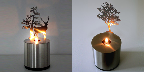 オイルに火を灯す