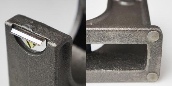 鉄製のテープカッター
