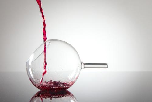 ワインの風味を閉じ込めるデザイン