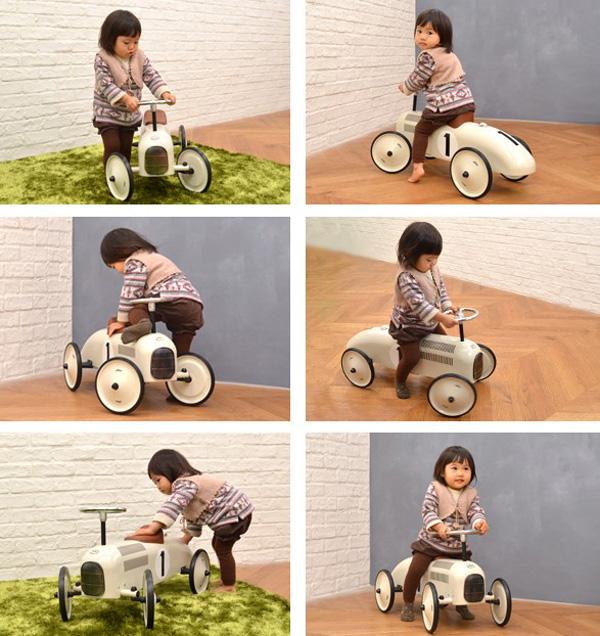 子供が乗ったイメージ