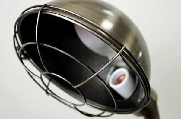 電球を守るランプガード部分の画像