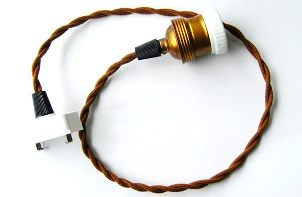 別売りエジソンバルブ用シーリングコードの画像