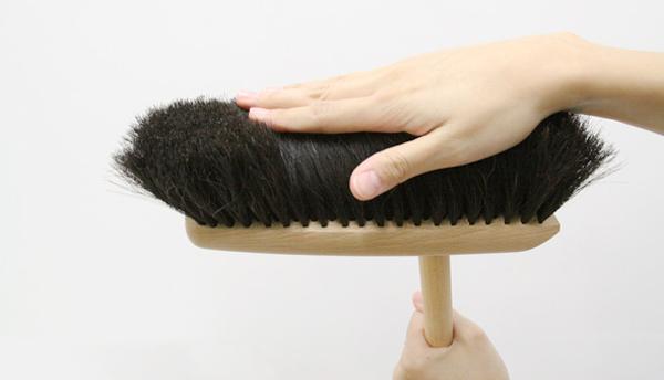 ブラシの毛の部分の拡大画像