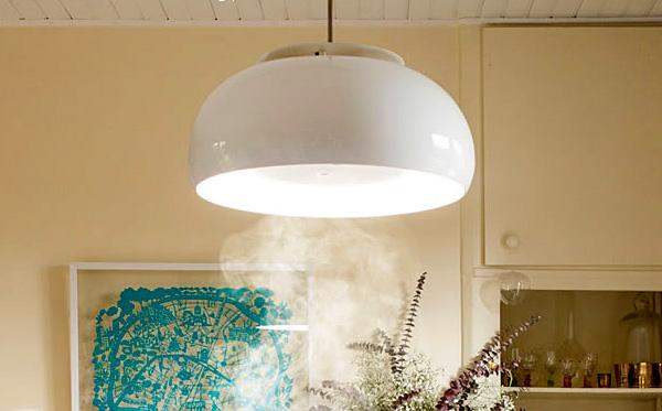 家での焼肉煙対策用の照明「cookiray(クーキレイ)」の画像