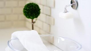 ぬるぬるしない石鹸置き「ダルトン マグネット式 ソープホルダー」の画像