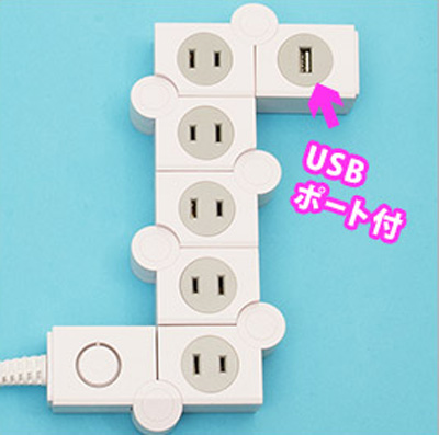 USBポート部分の画像