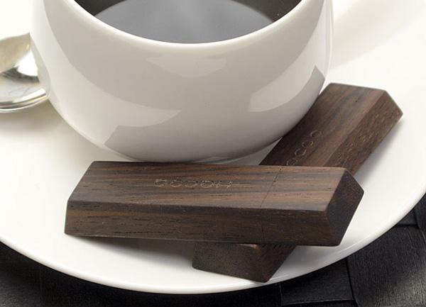 プレゼントに人気のUSBメモリ「Hacoa Chocolat(ハコア ショコラ)」の画像