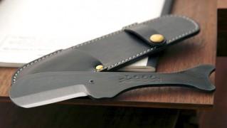 くじら型のかわいい小刀「くじらナイフ」の画像