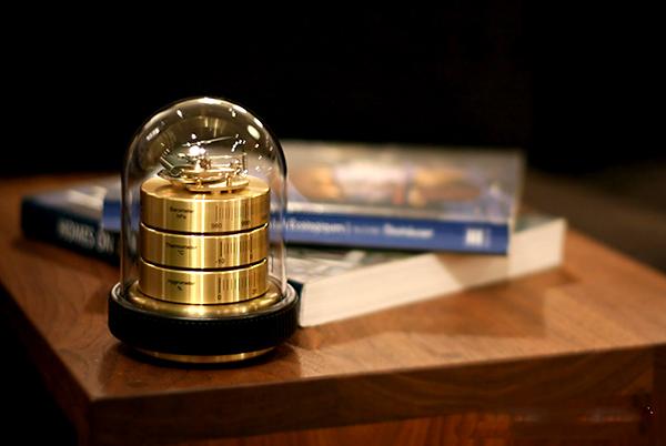 おしゃれな温度湿度計「barigo(バリゴ 温湿気圧計)」の紹介