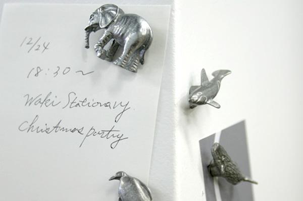 動物マグネット「Designphil magnets」