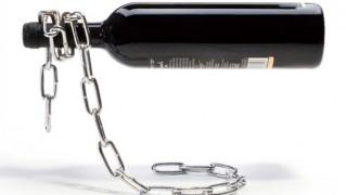 WINE BOTTLE CHAIN HOLDER(ワインボトルチェーンホルダー)の画像