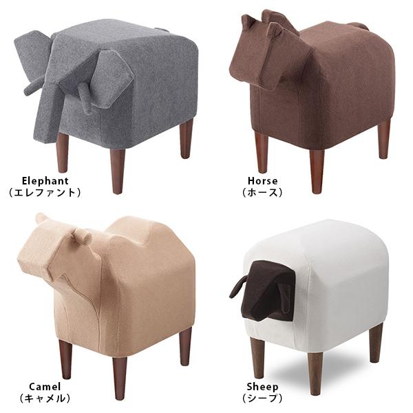 4種類の動物画像