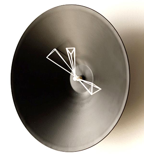 時計を斜め横から見た画像