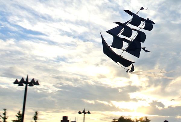 Sailing Ship Kite(セイリングシップカイト)