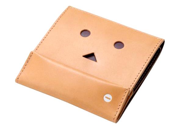 財布を斜め上から写した画像