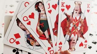 大きなトランプ「DONKEY PRODUCTS Big cards」の画像