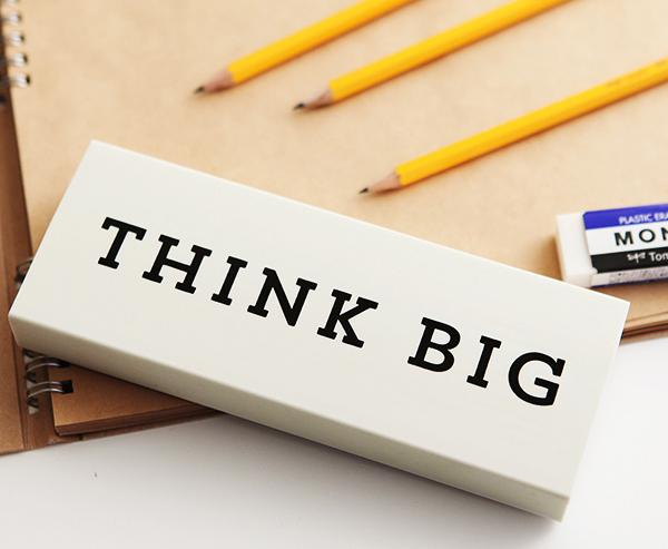 「DONKEY PRODUCTS Big eraser」を真上から見た画像