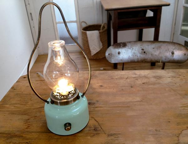 レトロ調なおしゃれアロマランプ「Flamme aroma lamp」