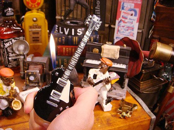 リアルなエレキギター型ライター