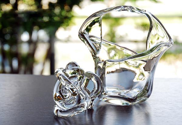 ガラス剣山の画像