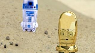 スターウォーズキャラクターのUSBメモリ「STAR WARS MIMOBOT」の画像