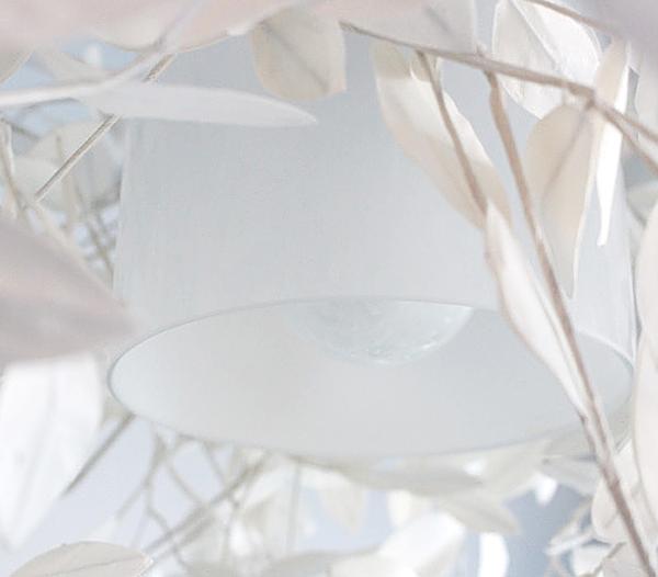 電球を囲うフロストガラス部分の画像
