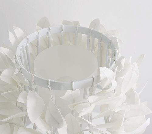 電球を覆うフロストガラス部分の画像