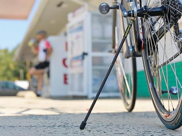 おしゃれロードバイクスタンド「up stand」の画像
