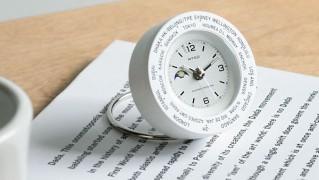 アナログトラベル「ato ptravel clock」の画像