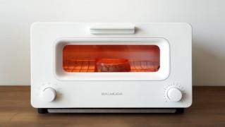 おしゃれトースター「balmuda the toaster」の画像