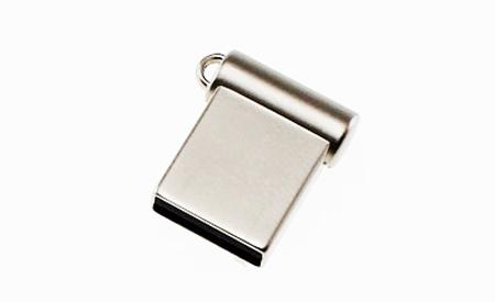 超小型USBメモリの画像
