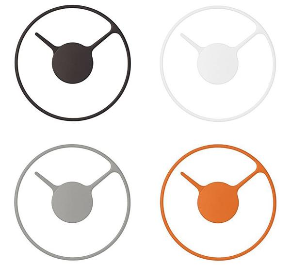 4色のStelton Time Clockを並べた画像