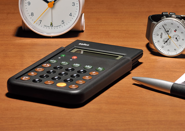 おしゃれなデザイン電卓「ET66」の画像