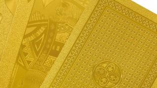 おしゃれトランプ「goldencards」の画像