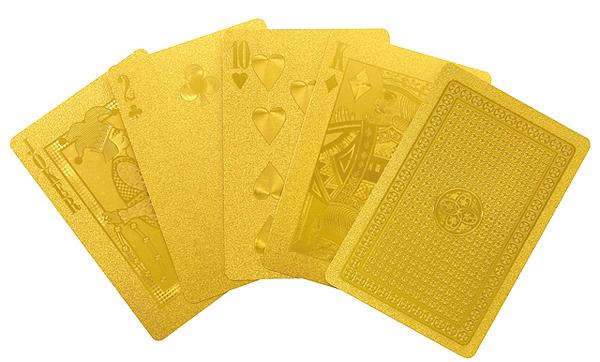 goldencardsを並べた画像