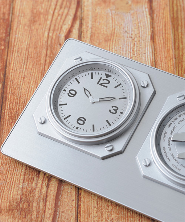 時計部分の画像