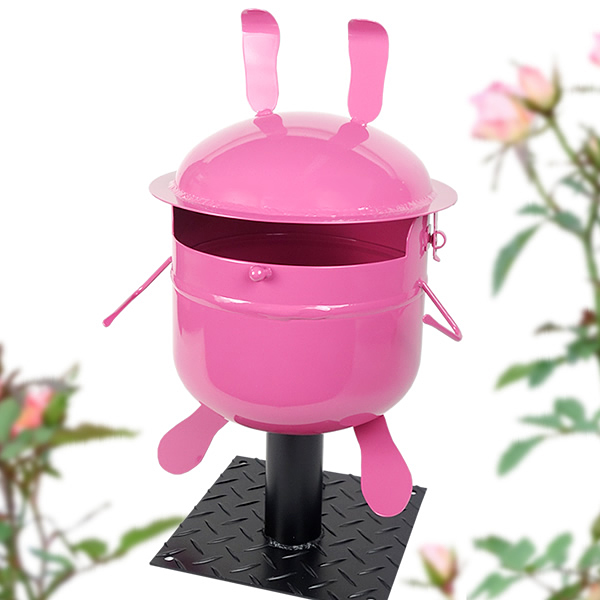 ピンク「BOMPOS」の画像