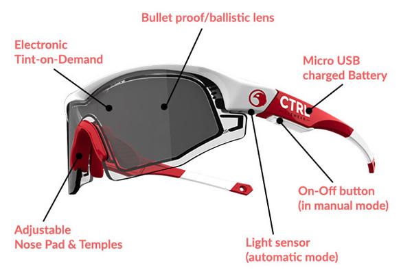 オン・オフボタンとバッテリーの位置の画像
