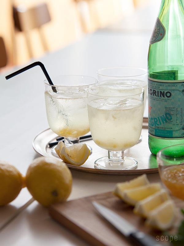 北欧のおしゃれグラス「イッタラ レンピ」の画像