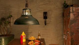 かっこいいアメリカンテイストのペンダントライト「Union pendant」の画像
