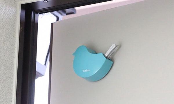 青いTimbre Toriの画像