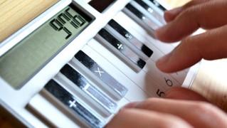 ピアノの計算機