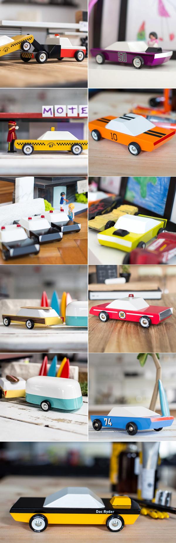 11種類のcandylab toysを並べた画像