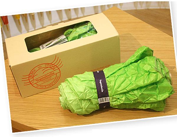 ベジタブレラの箱の画像