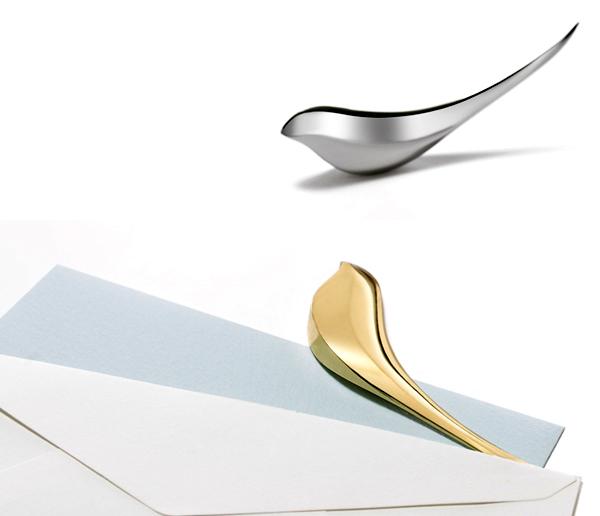 おしゃれなペーパーナイフ「バーディー ペーパーナイフ」